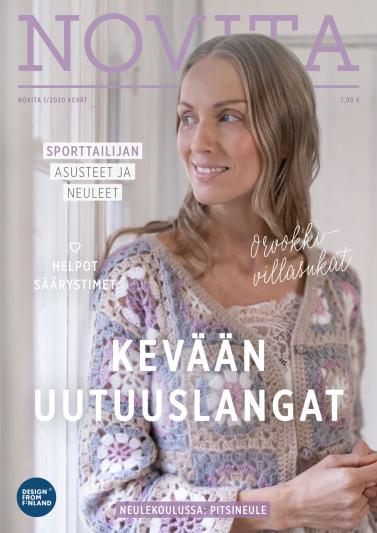 Novita Kevät 2020 -lehti