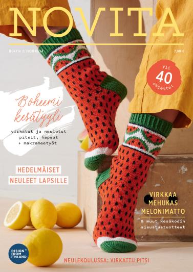 Novita Kesä 2020 -lehti (IN FINNISH)