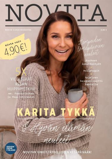 Novita Kesäextra 2020 (IN FINNISH)