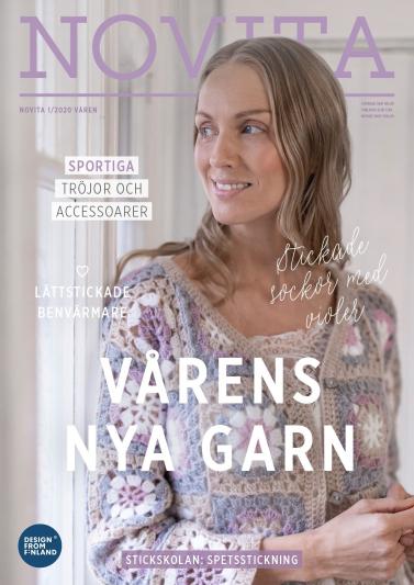 Novita Våren 2020-magasin