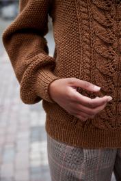 Novita 7 Veljestä: Selja sweater