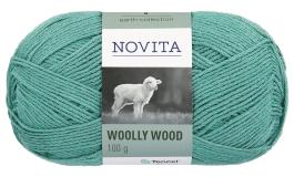 Novita Woolly Wood-313 salvia