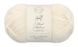 Novita Icelandic Wool-010 Off-white
