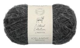 Novita Icelandic Wool-044 Graphite