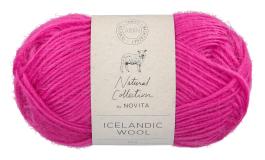 Novita Icelandic Wool-550 peony