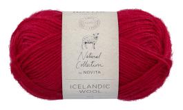 Novita Icelandic Wool-523 lingonberry