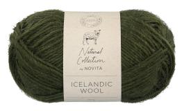 Novita Icelandic Wool-384 pine