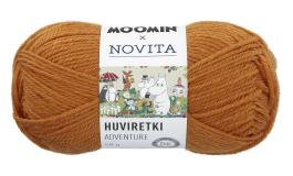 Moomin x Novita Huviretki-652 strand