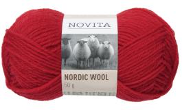 Novita Nordic Wool-549 Weihnacht