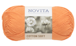 Novita Cotton Soft-275 marigold