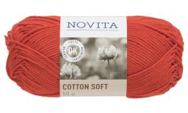 Novita Cotton Soft-543 punarinta
