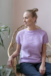 Women's knitted sweater Novita Nalle