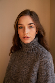 Lempi sweater Novita Hygge Wool