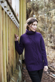 Womans Pullover Novita Nordic Wool