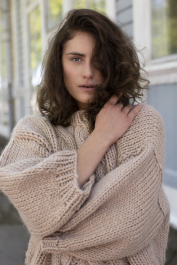 Eriikka Sweater Novita Hygge Wool