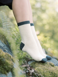 Unisex colourblock socks Novita Venla