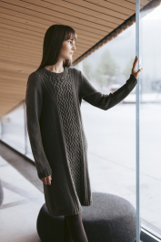 Kaari tunic Novita Wool Cotton