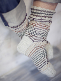 Mens Fishbone Socks Novita 7 Veljestä (7 Brothers)