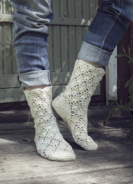 Day-dream Socks Novita Nalle (Teddy Bear)