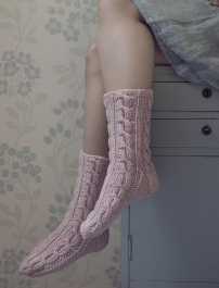 Marshmallow Socks Novita Isoveli (Big Brother)