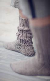 Basic Socks Novita Isoveli (Big Brother)