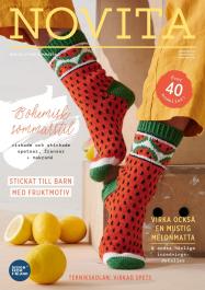 Novita Sommaren 2020 -magasin