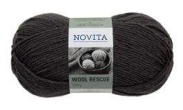 Novita Wool Rescue-498 granite
