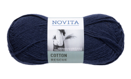 Novita Cotton Rescue-170 Navy