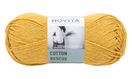 Novita Cotton Rescue-200 kornfält