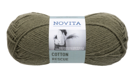 Novita Cotton Rescue-395 juniper
