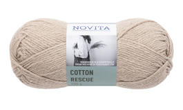 Novita Cotton Rescue-607 Feather