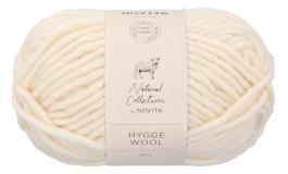 Novita Hygge Wool-010 naturvit