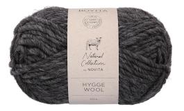 Novita Hygge Wool-044 grafiitti