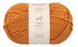 Novita Hygge Wool-650 vaxskivling