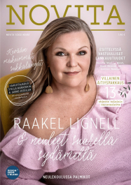 Novita Kevät 2021 -lehti (auf finnisch)