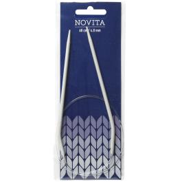 Novita circular needles 60 cm-4.0 mm