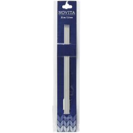 Novita double-pointed needles 20 cm-2.0 mm