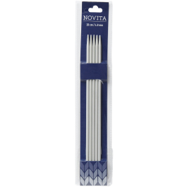 Novita double-pointed needles 20 cm-4.0 mm