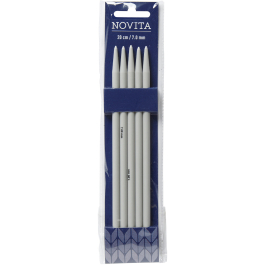 Novita double-pointed needles 20 cm-7.0 mm