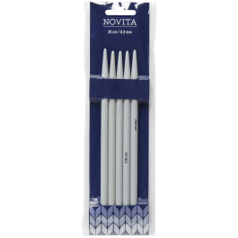 Novita double-pointed needles 20 cm-8.0 mm