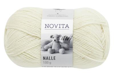 Novita Nalle-010 Off-white
