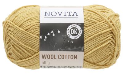 Novita Wool Cotton-285 saffron