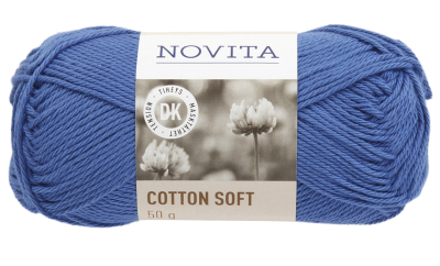 Novita Cotton Soft-124 sky