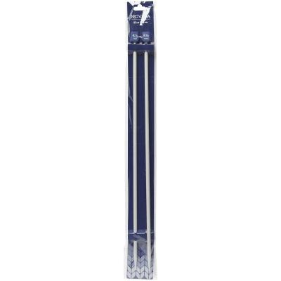 Novita knitting needles 35 cm-5.5 mm