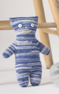 Lapsen Pikkuhirviö-lelu Novita Nalle Taika