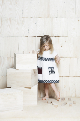 Child´s Dress Novita Alpaca Wool