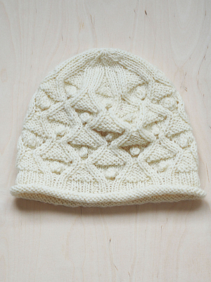 Knit Hat Novita 7 Brothers