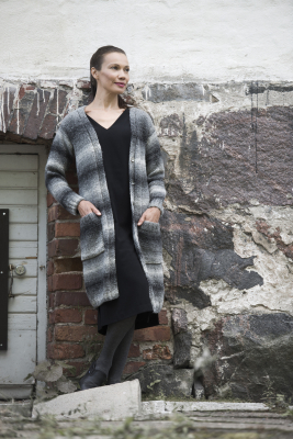 Womans Cardigan Novita Joki (River)