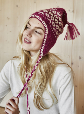 Colourwork Hat Novita Joki