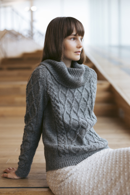 Sofi sweater Novita Nordic Wool